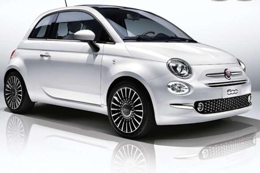 500 pop - Fiat 500 1.0 Hybrid Pop LEASYS 4ME