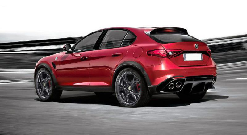 2019 Alfa Romeo Stelvio rumors - ALFA ROMEO 2.2 TURBO DIESEL 210CV AT8 Q4 BUSINESS STELVIO MY19