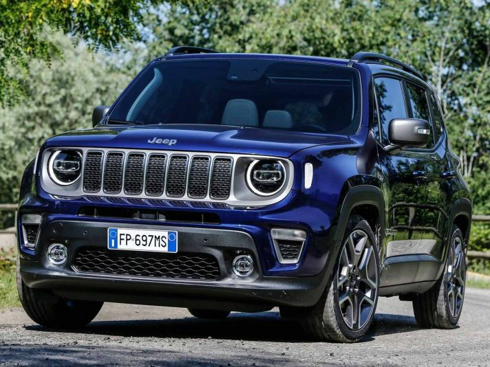 JEEP RENEGADE 1.0 T3 120cv Longitude