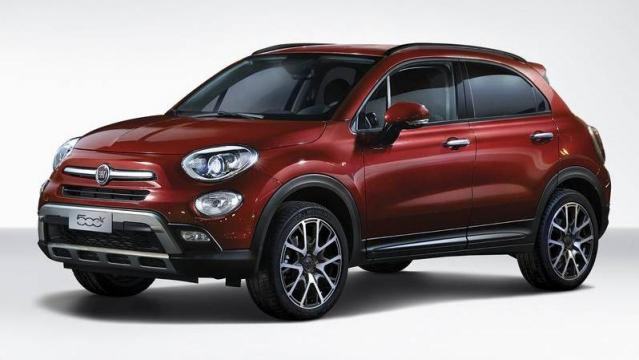 500x city cross - FIAT 500X CROSS-LOOK 1.0 GSE T3 120CV E6DTEMP CITY CROSS