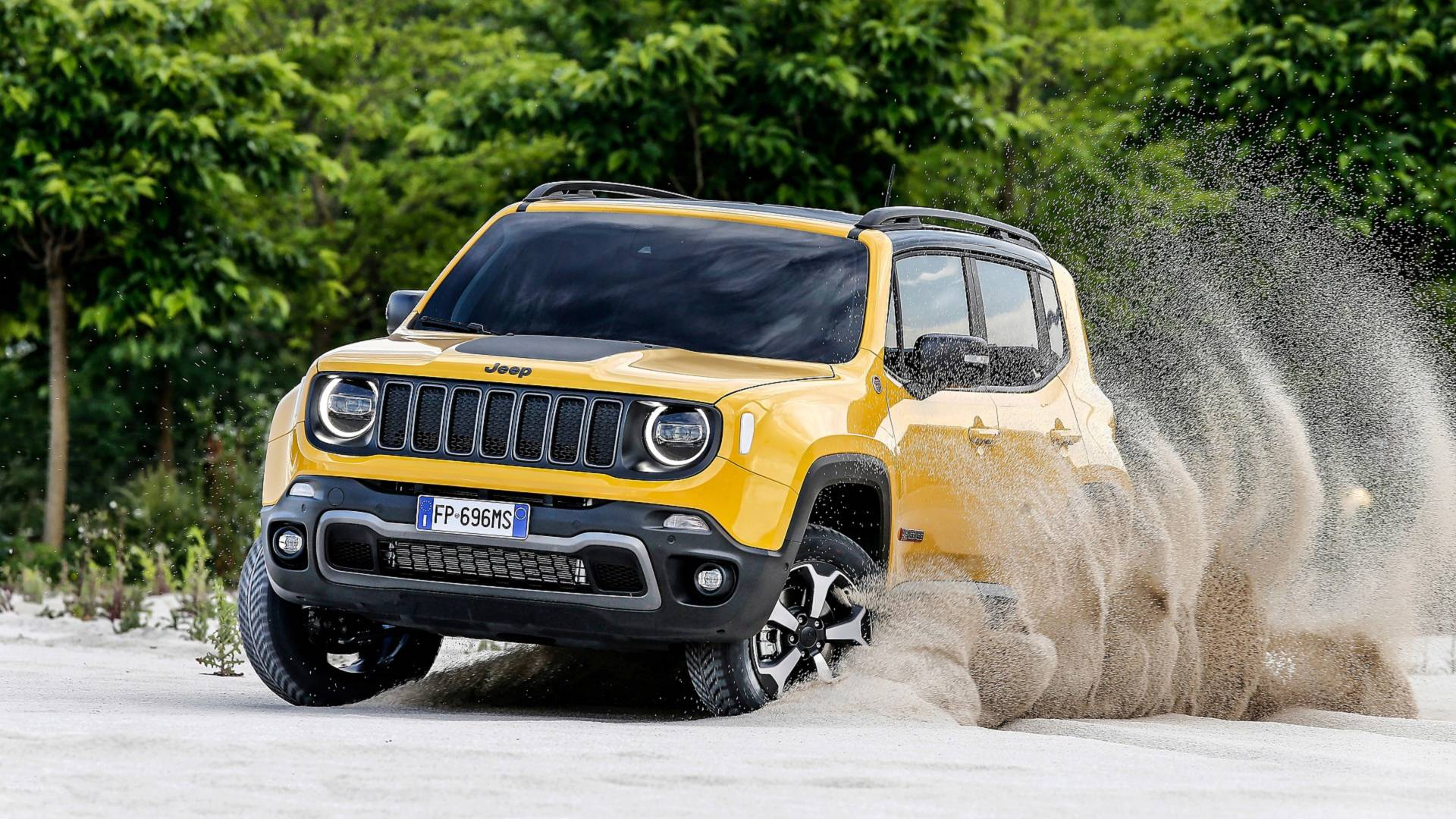 jeep renegade my19 - JEEP RENEGADE LONGITUDE MODEL YEAR 2019 1.6 MULTIJET