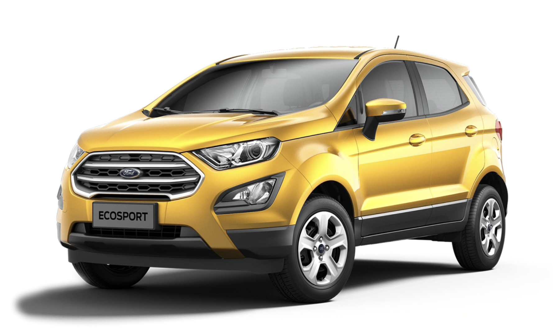 ford ecosport - FORD ECOSPORT 1.0 Ecoboost 100 cv Plus