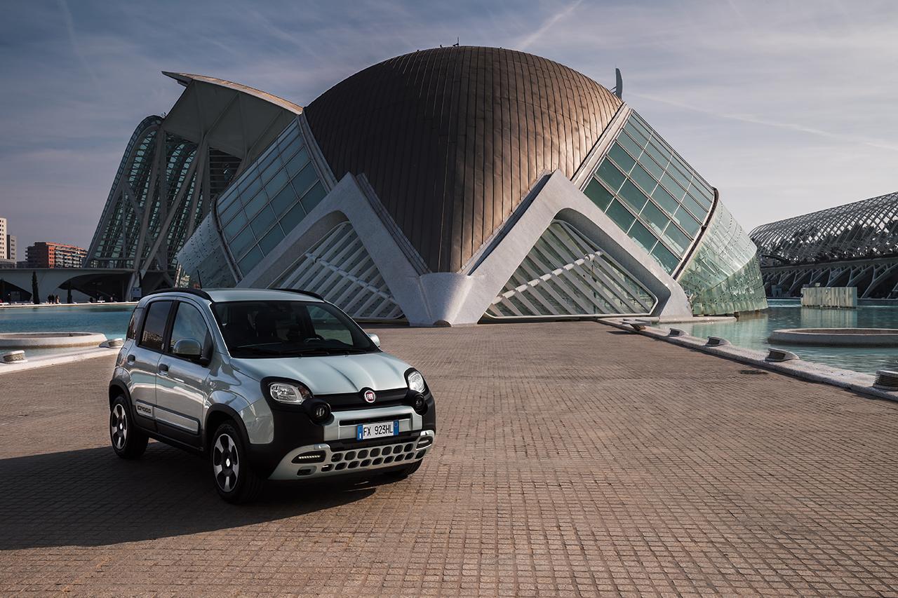 FIAT PANDA 1.0 70cv S&S  Hybrid Launch Edition