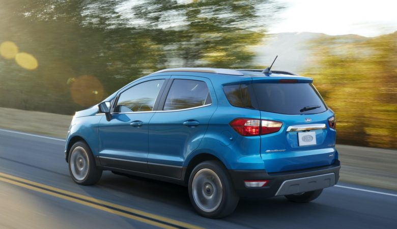 2018 ford ecosport us 2 1280x960 780x450 - FORD ECOSPORT 1.5 Ecoblue 100cv S&S Business