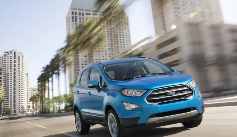 2018 ford ecosport us 4 1280x960 780x450 - FORD ECOSPORT 1.5 Ecoblue 100cv S&S Business