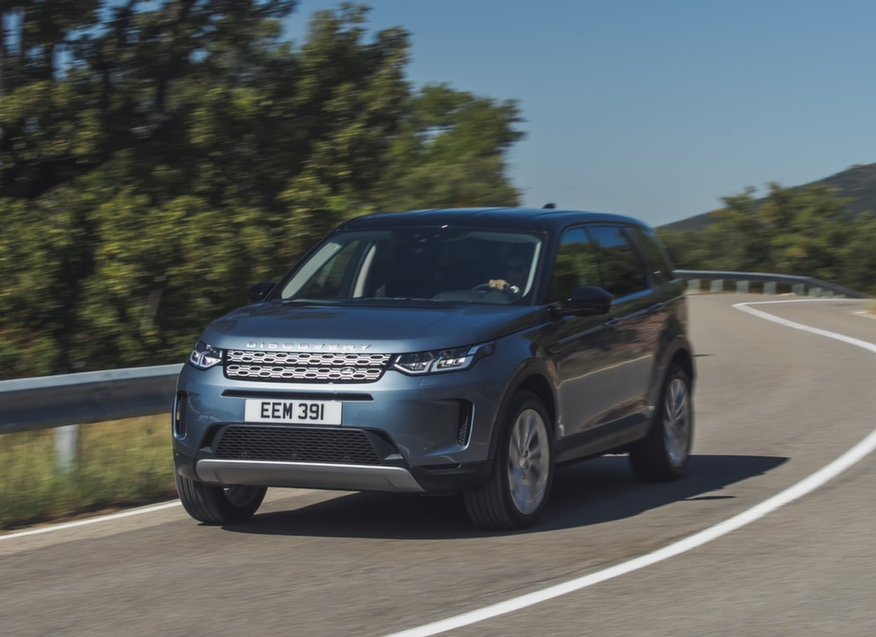 LAND ROVER DISCOVERY SPORT 2.0 eD4 150cv Standard 2WD