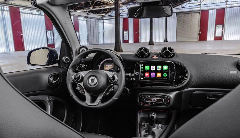 2020 smart eq fortwo 34 1600x1200 780x450 - SMART FORTWO EQ 60kW passion fortwo cabrio 3