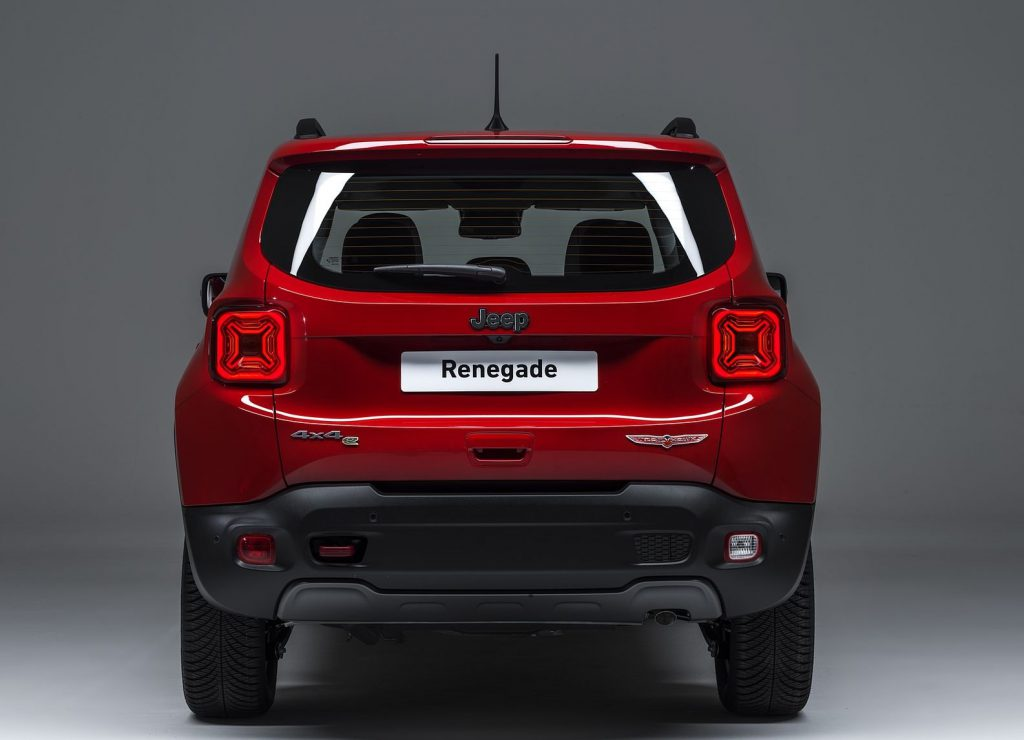 JEEP RENEGADE 1.3 T4 Ibrido Plug-In 190cv Bus.Plus 4WD