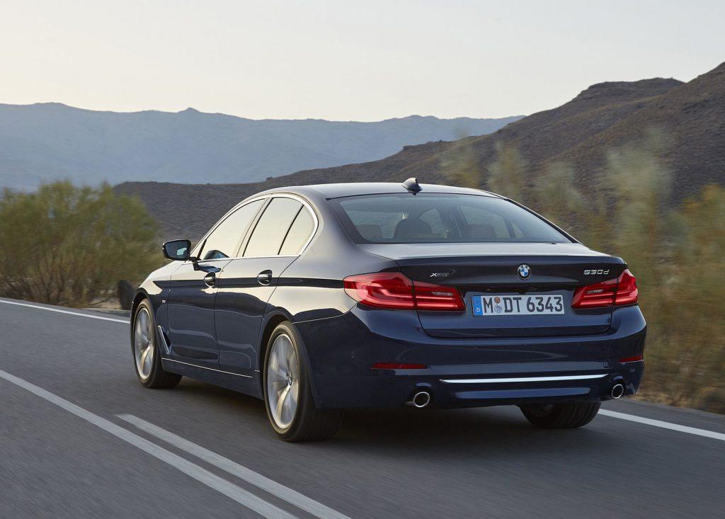 BMW SERIES 5 530d Business Auto