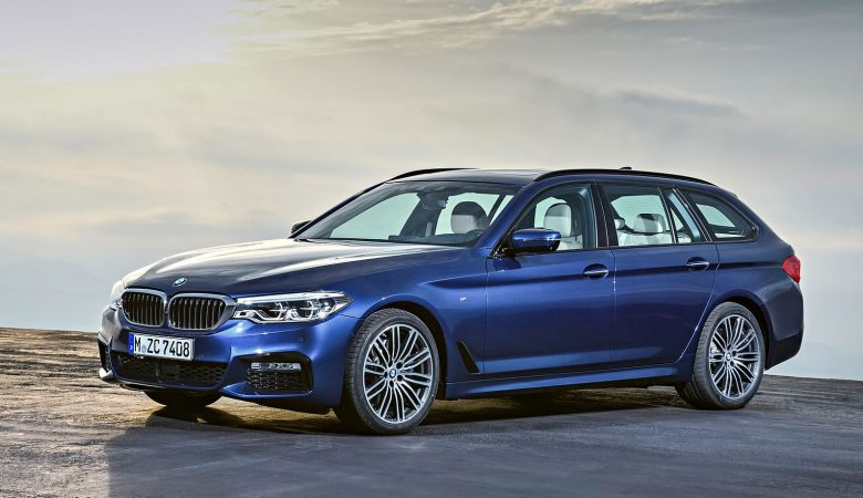 530 bmw sw fronte 780x450 - BMW SERIES 5 530d Business Auto Touring