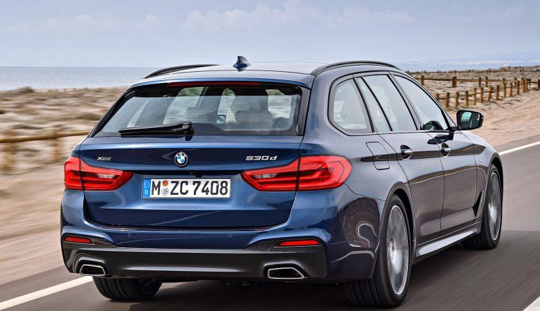 530 bmw sw retro 780x450 - BMW SERIES 5 530d Business Auto Touring