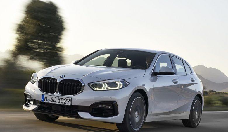 bmw 116 fronte 780x450 - BMW SERIES 1 116d Business Advantage