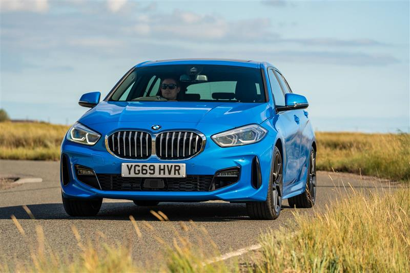 bmw 118 retro - BMW SERIES 1 118d Business Advantage