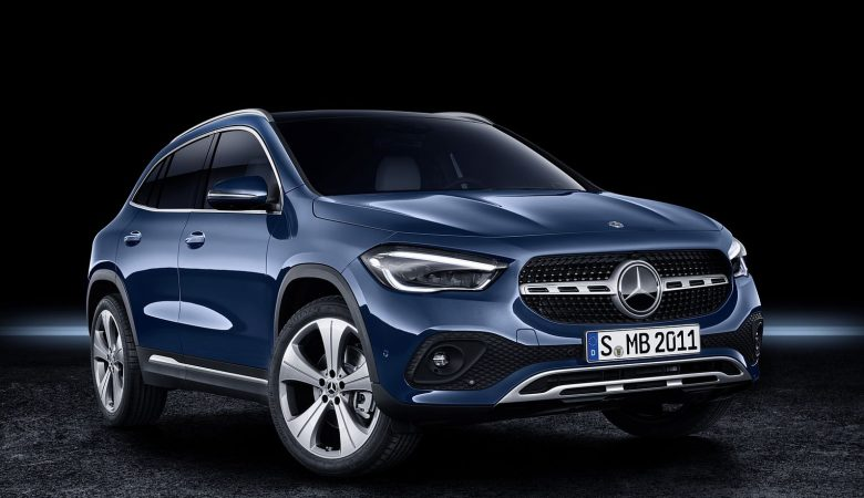 new gla fronte 780x450 - Mercedes Benz GLA 200 d Automatic Business