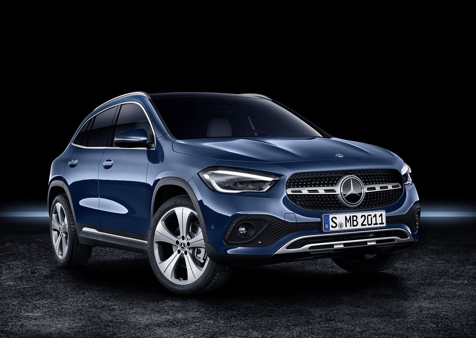 Mercedes Benz GLA 200 d Automatic Business