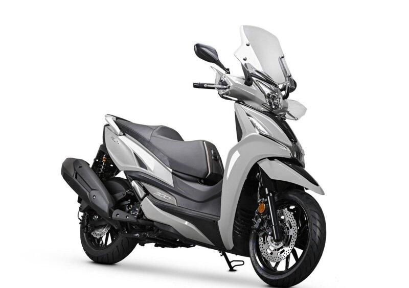 KYMCO AGILITY 300 R16+ ABS