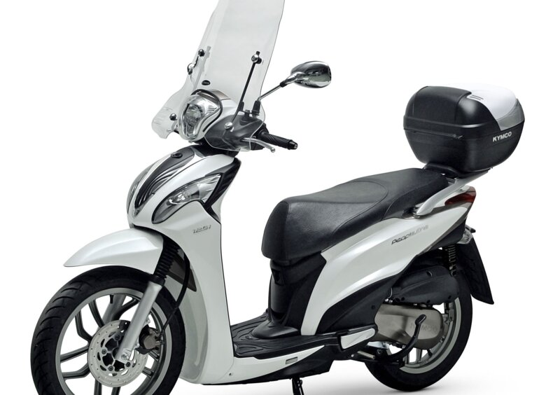KYMCO PEOPLE ONE 125i - KYMCO PEOPLE ONE 125i