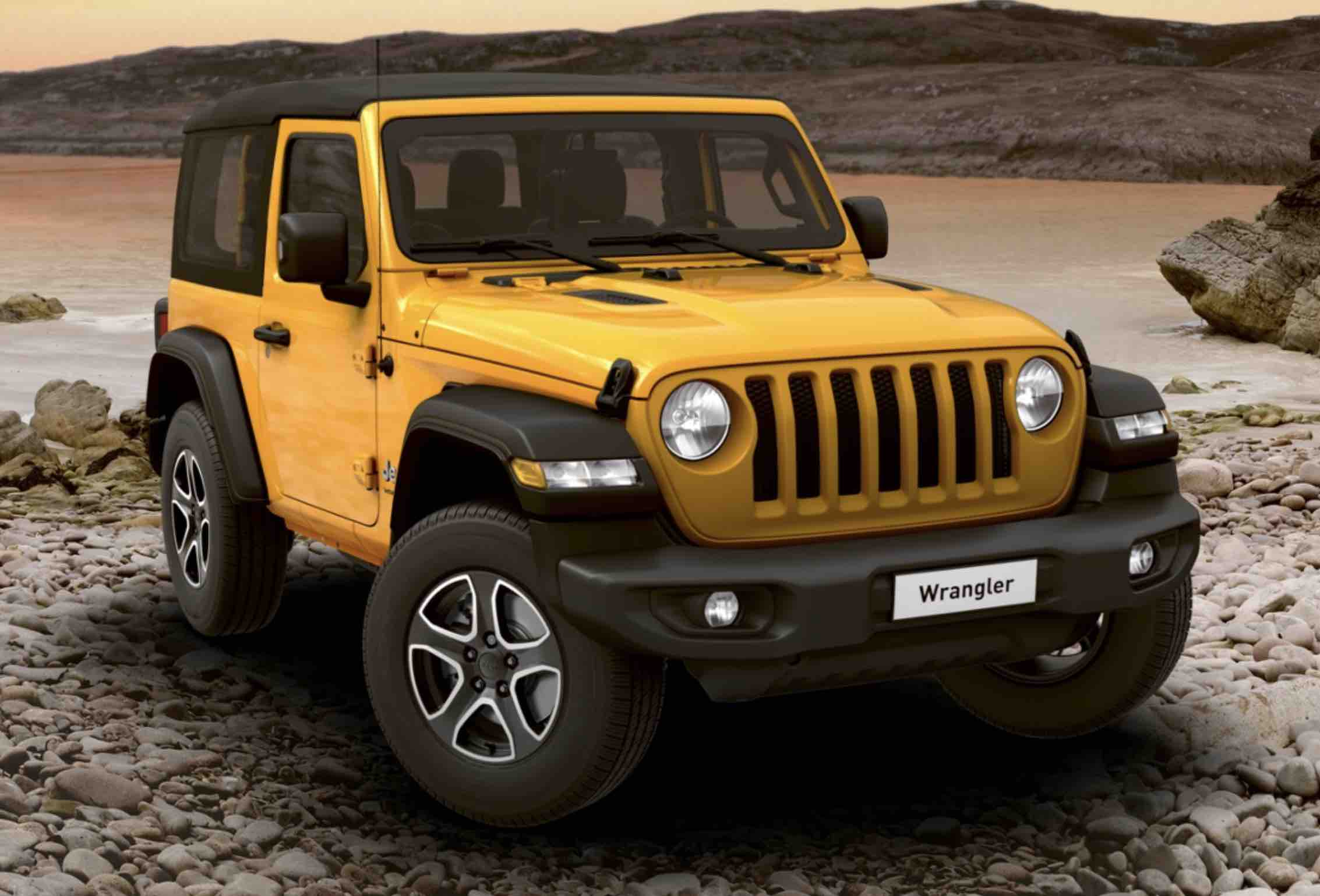 JEEP WRANGLER 2.2 Multijet II Sport Auto 4WD Wrangler 4 Sport